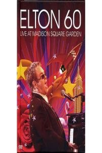 Elton 60-Live At Madison Square Garden (Amaray)
