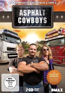 Asphalt Cowboys - Die kompletten Staffeln 1 und 2