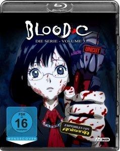 Blood C-Die Serie Vol.3