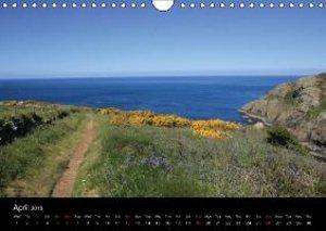 Lovely Pembrokeshire, Wales (Wall Calendar 2015 DIN A4 Landscape