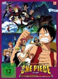 One Piece 7 - Schloss Karakuris Metall-Soldaten