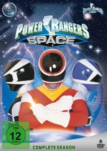 Power Rangers-In Space (Die Komplette Serie)