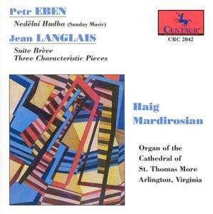 Eben,Petr/Langlais,Jean