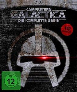 Kampfstern Galactica - Die komplette Serie in HD