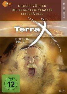 Terra X: Die Bernsteinstrasse & Bibelrätsel & Große Völker
