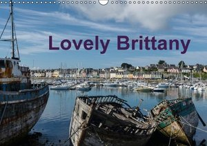 Lovely Brittany (Wall Calendar 2015 DIN A3 Landscape)
