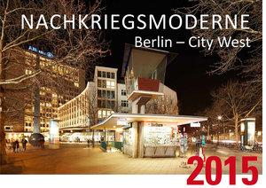 Nachkriegsmoderne - Berlin City-West 2015