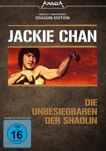 Die Unbesiegbaren Der Shaolin-Dragon Ed.