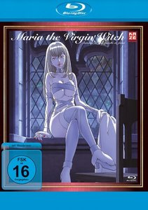 Maria the Virgin Witch (Junketsu no Maria) - Blu-ray 2