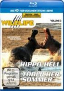 Wildlife 3 - Tödlicher Sommer & Hippo hell