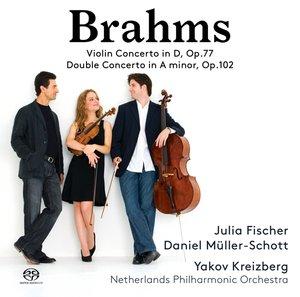 Brahms: Violinkonzert op.77 & Doppelkonzert op.102