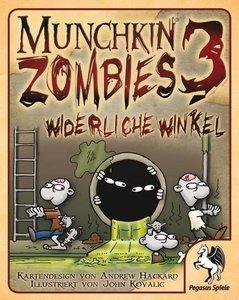 Pegasus Spiele 17137G - Munchkin Zombies 3