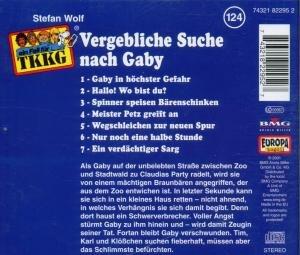 124/Vergebliche Suche nach Gaby