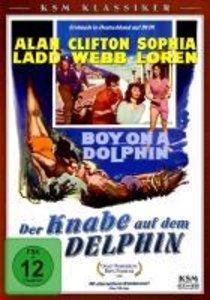 Der Knabe auf dem Delphin