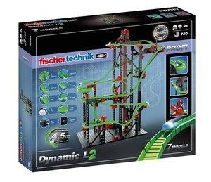 Fischertechnic 541177 - Dynamic L2 mit Crazy Machines 3