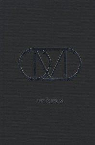 Live In Berlin-CD & Buch