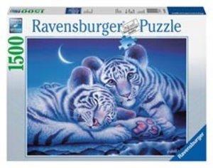 Ravensburger 16255 - Sanfte Pfoten, Puzzle, 1500 Teile