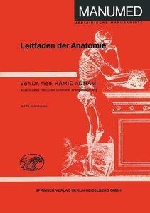 Leitfaden der Anatomie