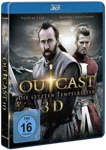 Outcast - Die letzten Tempelritter 3D/2D BD