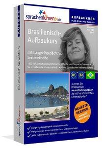 Sprachenlernen24.de Brasilianisch-Aufbau-Sprachkurs. CD-ROM