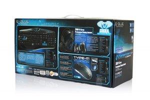 Cobra Combo Set (Tastatur + Maus + Headset)