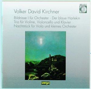 Bildnisse I/Der blaue Harlekin/Trio/Nachtstu