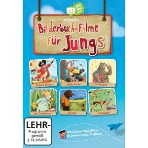Bilderbuch-Filme für Jungs