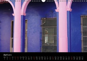 Colorful Mexico (Wall Calendar 2015 DIN A3 Landscape)