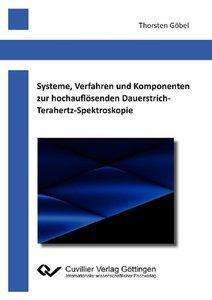 Systeme, Verfahren und Komponenten zur hochauflösenden Dauerstri