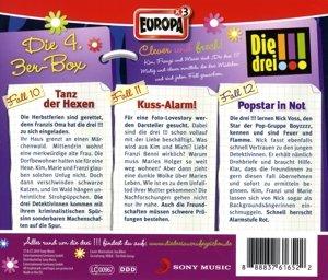 Die drei !!! 3er Box - Folgen 10-12 (Ausrufezeichen)