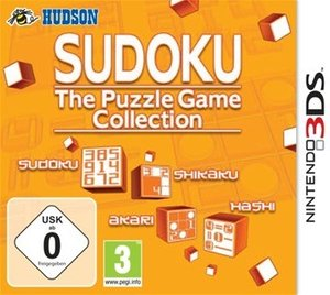 SUDOKU - The Puzzle Game Collection (3DS)