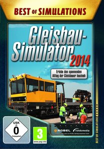 Best of Simulations: Gleisbau-Simulator 2014