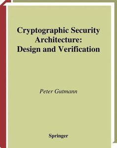 Cryptographic Security Architecture
