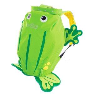 Knorrtoys 10706 - Trunki PaddlePak Rucksack: Ribbit grün