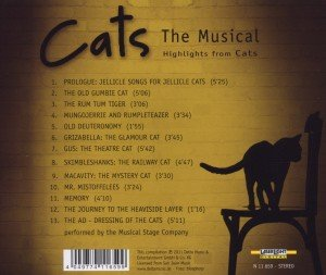Highlights From Cats-The Musical