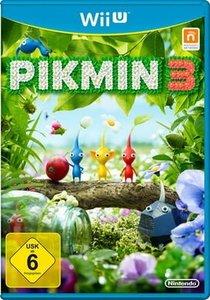Wii U Pikmin 3