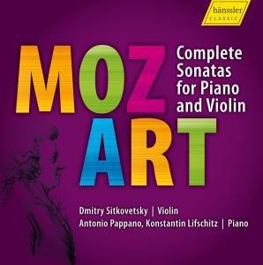 Sitkovetsky/Pappano/Lifschitz: Sonaten Für Klavier Und Violi