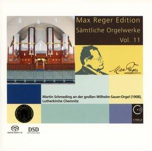 Sämtliche Orgelwerke vol.11