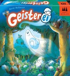 Schmidt Spiele 40871 - Geisterei, Würfelspiel