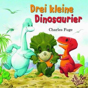 Drei kleine Dinosaurier