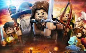Lego Der Herr der Ringe (Software Pyramide)