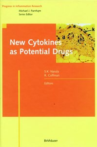 New Cytokines as Potential Drugs