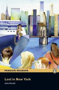 Penguin Readers Level 2 Lost in New York