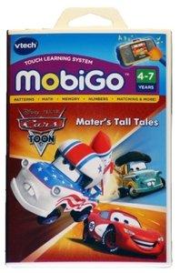 VTech 80-251204 - MobiGo: Lernspiel Cars Toon, Hooks Geschichten