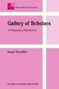 Gallery of Scholars