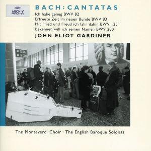 Kantaten BWV 82,83,125,200