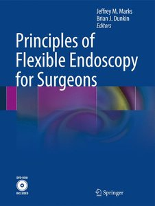Principles of Flexible Endoscopy for Surgeons