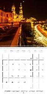 Views of Dresden (Wall Calendar 2015 300 × 300 mm Square)
