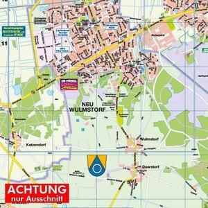 HARTMANN-PLAN Neu Wulmstorf, 1:20.000 Stadtplan