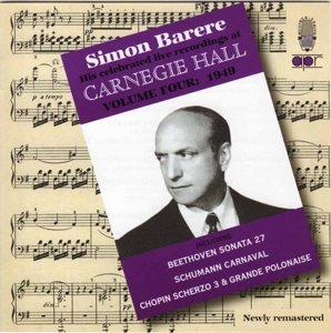 At Carnegie Hall Vol.4-1949
